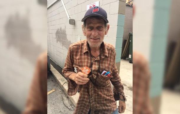 Бездомный продолжил учебу в университете спустя 40 лет