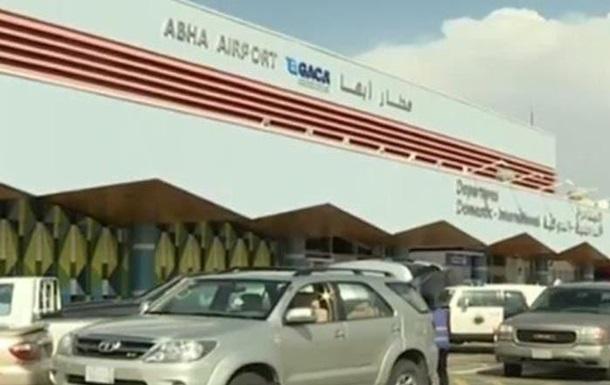 У Саудівській Аравії аеропорт потрапив під ракетний обстріл: 26 поранених