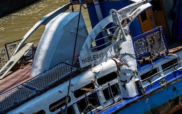 Трагедия на Дунае: украинский капитан отпущен под залог