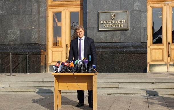 Данилюк и Баканов договорились усилить борьбу с терроризмом
