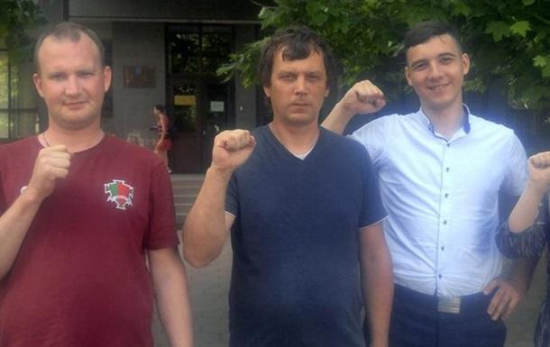 Захист праці : победа в суде Андрея Ищенко - это наша общая победа!!!
