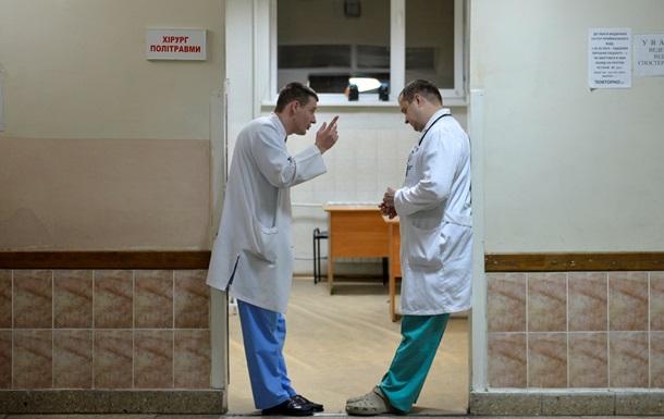 У Житомирській області прооперували пораненого 12-річного хлопчика