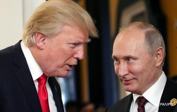 Трамп анонсировал встречу с Путиным