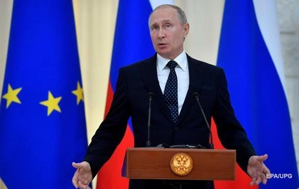 Росія відновить відносини з Україною – Путін