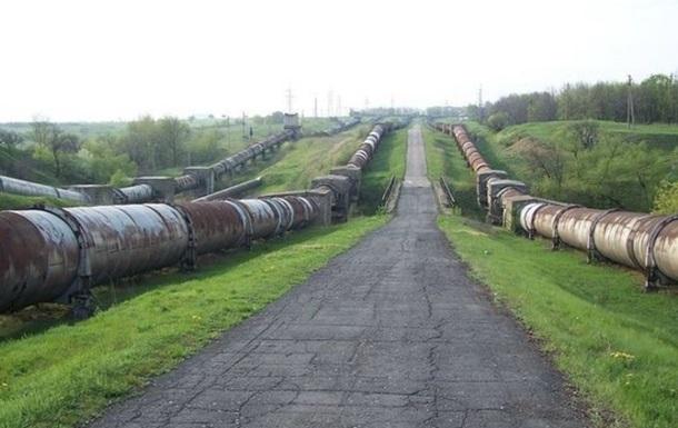 У Донецькій області велика аварія на водопроводі