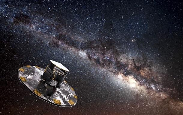 Найдена галактика, пережившая столкновение с Млечным Путем