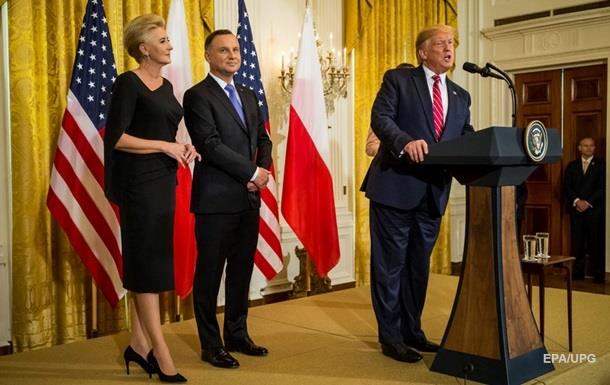 Трамп пообещал Польше безвиз