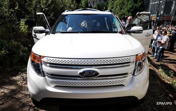 Ford відкликає понад 1,2 млн позашляховиків