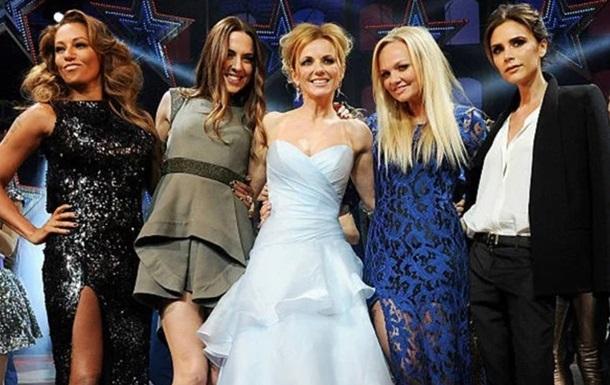 Про поп-групу Spice Girls випустять анімаційний фільм