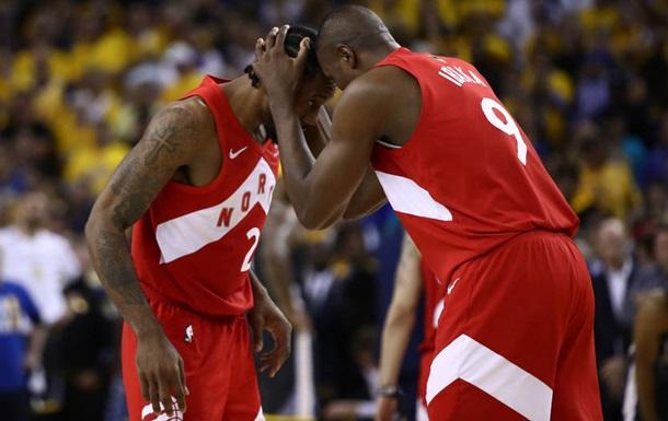 Торонто обіграв Голден Стейт і вперше в історії став чемпіоном НБА