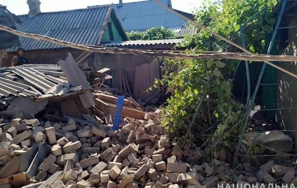 Сепаратисти обстріляли Мар їнку: є постраждалі