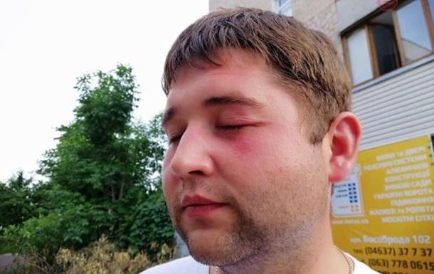 Появились подробности нападения на журналистов в Прилуках