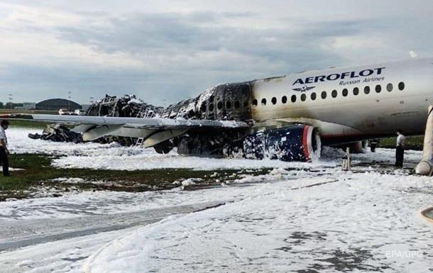 Опубліковано звіт про катастрофу в Шереметьєві