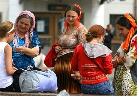 Про возможное обострение ситуации с ромами в Быковне.
