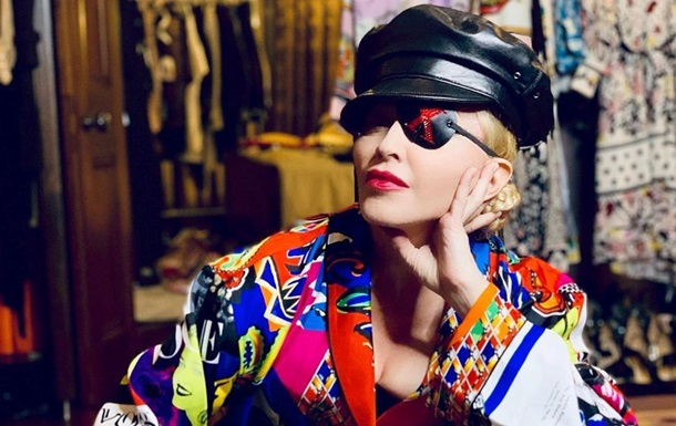 Мадонна выпустила четырнадцатый альбом