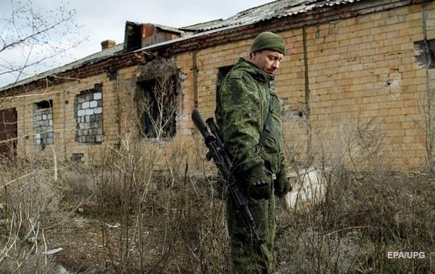 На Донбасі екс-сепаратист здався поліції