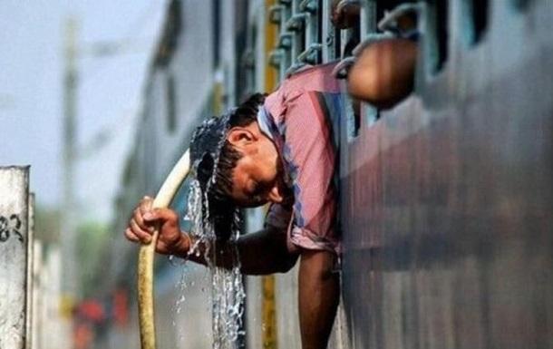 Аномальна спека в Індії: з початку літа померли 36 осіб