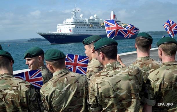 Британія направить спецназ в Перську затоку - ЗМІ