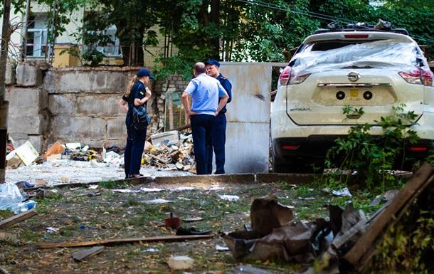 Поліція назвала причину вибуху в Києві