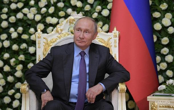 Путин  выжидает  в отношениях с Зеленским - Песков