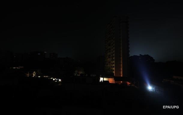 Аргентина и Уругвай полностью остались без света