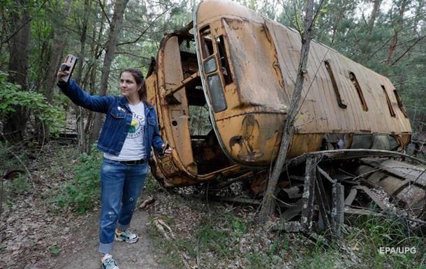 Туристический бум в Чернобыле