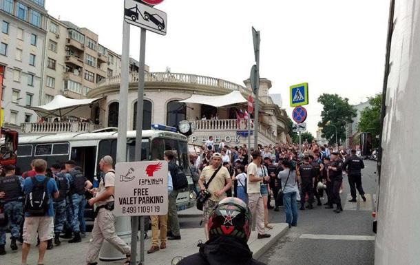 Запад не доволен провалом оппозиционных митингов в Москве