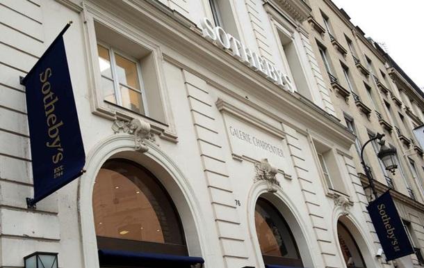 Аукционный дом Sotheby's продан за $3,7 млрд