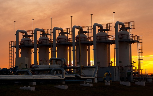 Україна попередила ЄС про можливу газову кризу