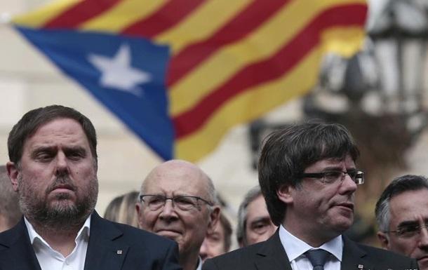 Іспанія блокує мандати каталонських сепаратистів у Європарламенті