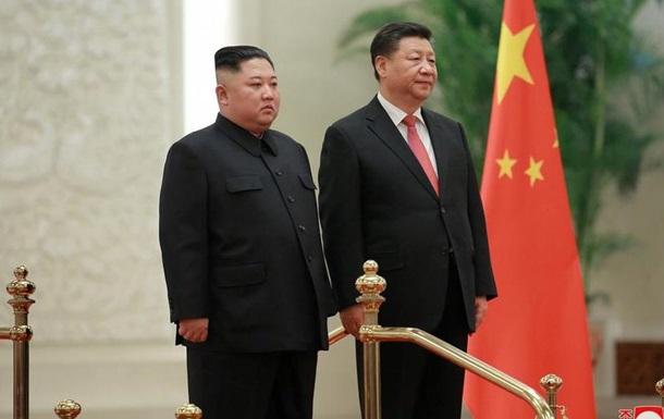 Лідер Китаю Сі Цзіньпін вперше відвідає Північну Корею