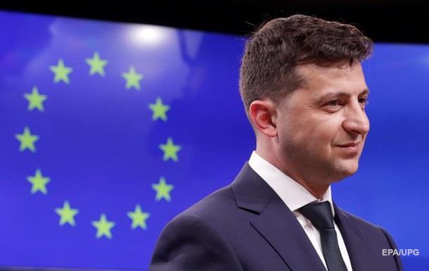 Зеленский прибыл в Берлин на переговоры с Меркель