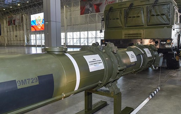 Держдума РФ призупинила ракетний договір