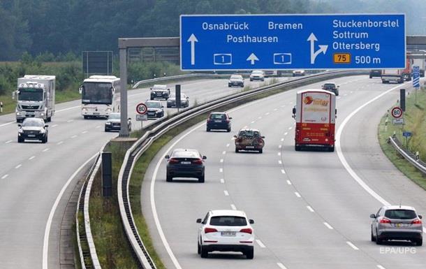 Суд ЕС признал незаконным новый дорожный сбор в Германии