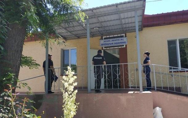 В Николаеве ищут взрывчатку во всех больницах города
