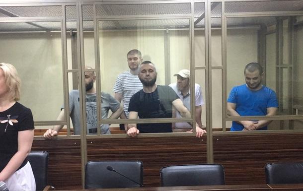Суд РФ вынес приговоры крымским татарам