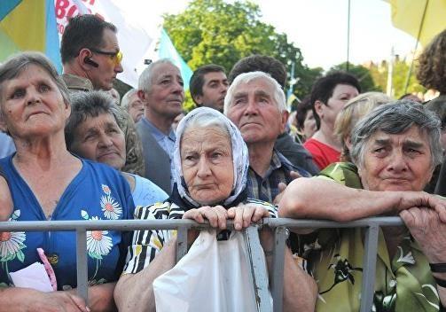 В Украине сокращается численность пенсионеров
