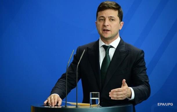 Зеленский: Позиции Киева и Берлина по Северному потоку противоположны
