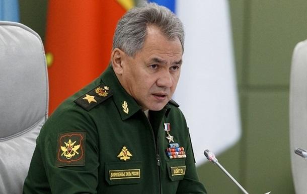 У Росії розроблять нову  теорію ведення воєн  - міністр оборони