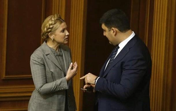 Тимошенко и «правая почка» Порошенко