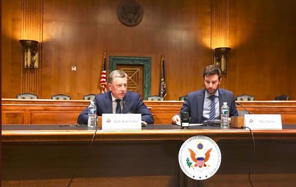 США готовы работать с РФ по минским соглашениям