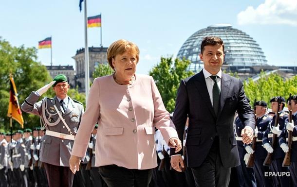 Підсумки 18.06: Тремтіння Меркель і справа проти Порошенка