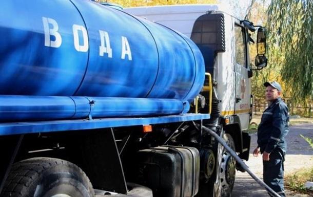У Торецьку видають по 40 літрів води