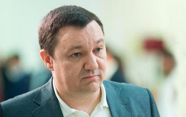 В Киеве погиб нардеп Тымчук