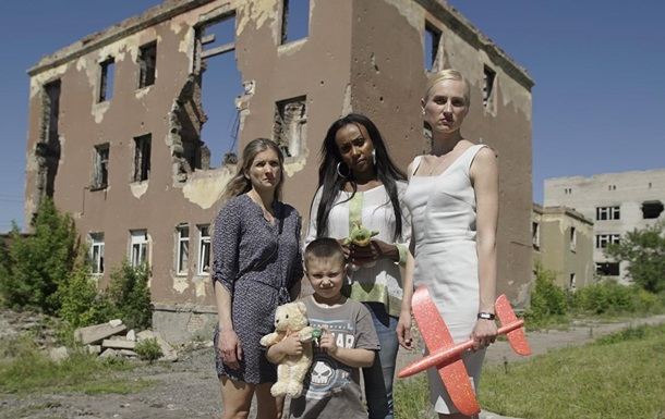 Launching hopes of Donbass s children in the future