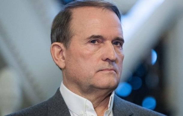 Медведчук розповів, як обговорює свій  мирний план  з  ЛДНР  і Москвою