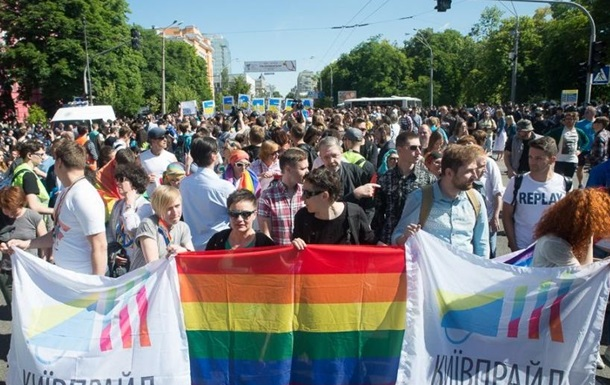 Дилемма Зеленского, идти на гей-парад или не идти