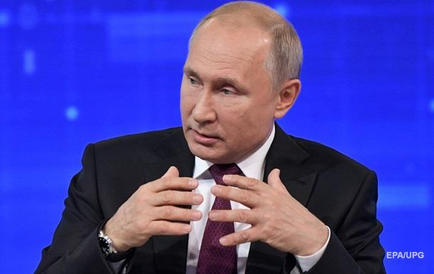 Путин прокомментировал освобождение украинцев