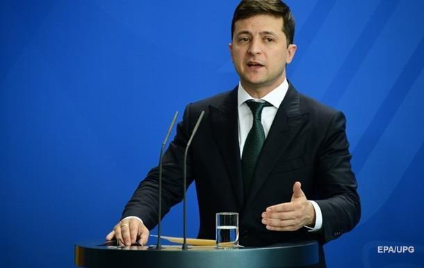 Зеленский анонсировал большой проект по ре-интеграции Донбасса