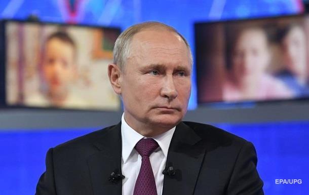 За війну і трагізм Зеленського. Пряма лінія Путіна